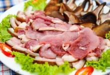Món ăn lợn rừng