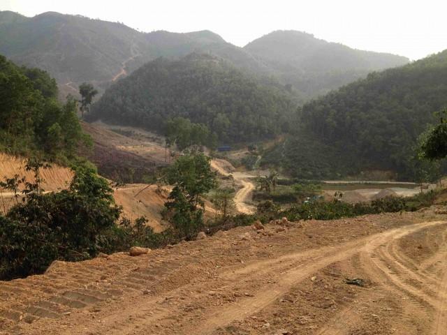 Khởi công xây dựng trang trại lợn rừng NTC